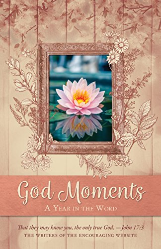 God Moments: A Year in the Word by [website, the writers of the encouraging]