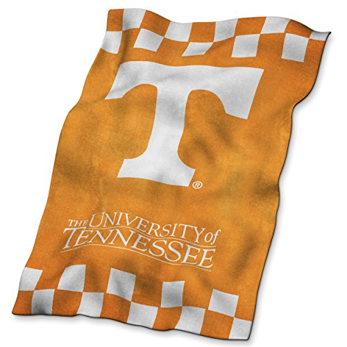 Logo Brands NCAA Tennessee Volunteers Ultrasoft Blanket (Tennessee Volunteers Fleece Throw)