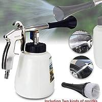 Pistola de limpieza de automóviles Pulso de aire Pulverizador de alta presión Lavador de automóviles Limpiador interior Herramienta para detallar el interior Suministros de limpieza del automóvil