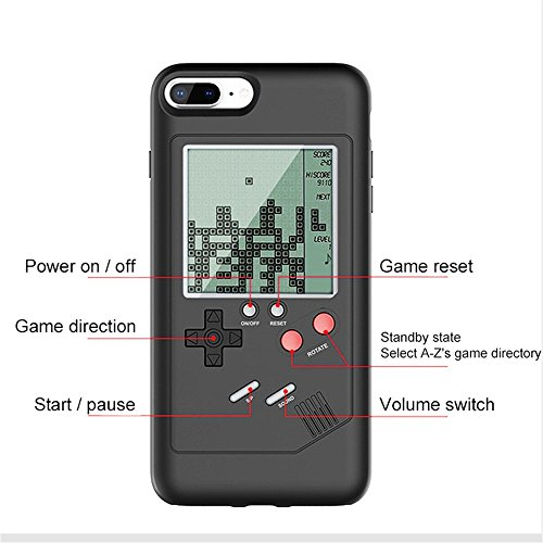 100% authentic 64e21 8138c IPhone Case Tetris Game Phone Case Decompression Game iPhone 6/7/8/X  Compatible - Slim Fit - Lightweight - Hard Shell - Retro Gamer Case -  Retail Box ...