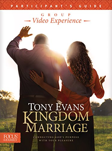 Kingdom Marriage Group Video Experience Participant's Guide [Tony Evans] (Tapa Blanda)