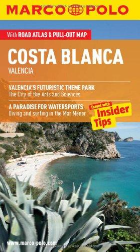 Costa Blanca Valencia Marco Polo Guide (Marco Polo Guides)