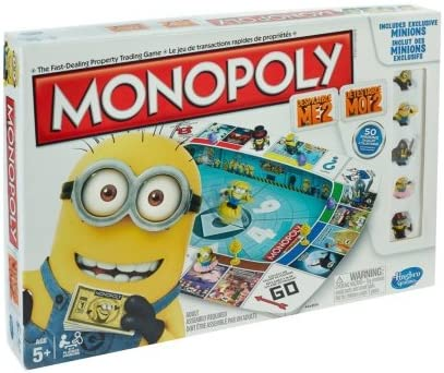 Haute qualité Despicable Me Monopoly: Amazon.es: Bebé