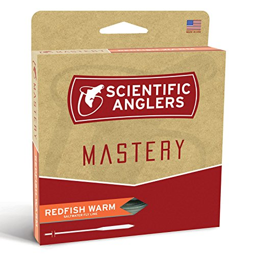 Scientific Anglers Mastery Redfish Warm Water Weight Forward Fly Fishing Line