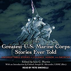 The Greatest U.S. Marine Corps Stories Ever Told