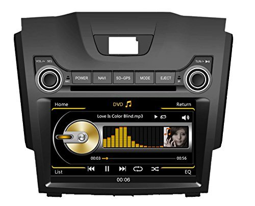 Zestech Touch Screen Car Dvd Player for Isuzu D-max with Radio Multimedia Gps Navigation System