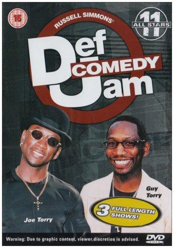 Def Comedy Jam: All Stars Vol. 11 [Region 2]