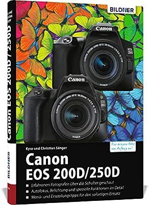 Canon EOS 200D / 250D: Amazon.es: Sänger, Kyra, Sänger, Christian ...