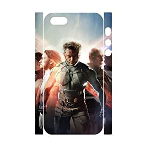 taoyix diy C-EUR Cell phone Protection Cover 3D Case X Men For Iphone 5,5S