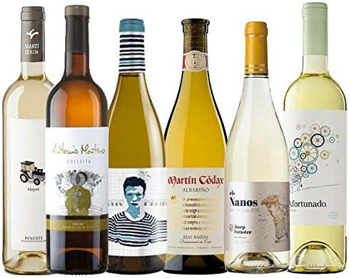 Pack de Vinos Blancos | Vinos frescos para el verano | 6 vinos ...