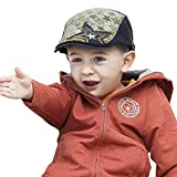 Kids Baby Toddler Fashion Star Baker Boy Newsboy Flat Peaked Cap Beret Ivy Cabbie Driver Cap Hat for Child Age 2-10Y