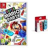 Nintendo Super Mario Party - Nintendo Switch + Doppio Joy-Con Blu/Red