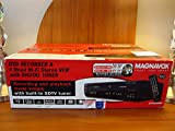 Magnavox ZV450MW8 DVD Recorder and VCR Combo with