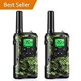 Walkie Talkies Kids, Toys 3-12 Year Old Boys 22 Channel 3 Mile Long Range Kids Toys Kids Walkie Talkies, Top Toys 3 4 5 6 7 8 9 Year Old Boy Girls