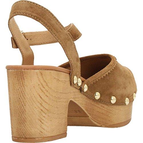 ALPE Sandalias y Chanclas Para Mujer, Color Marrón, Marca, Modelo Sandalias Y Chanclas Para Mujer 3646 11 Marrón marrón