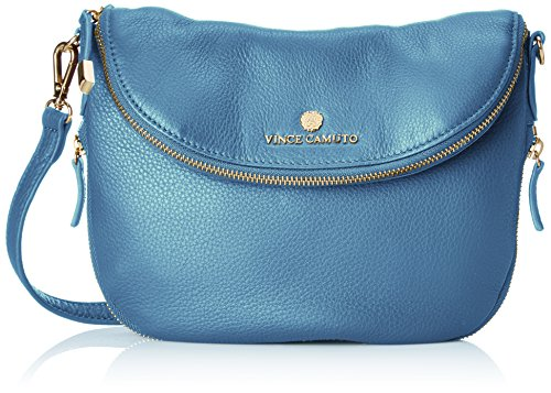 Vince Camuto Rizo Crossbody, Blue Heaven