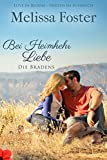 Bei Heimkehr Liebe: Luke Braden (Die Bradens in Trusty, CO 1) (German Edition)