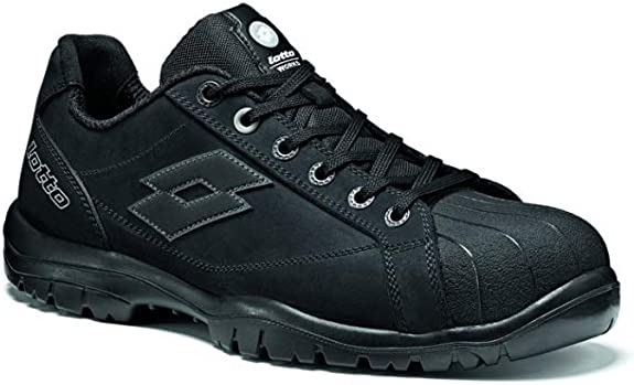 Lotto Scarpe Antinfortunistiche Works Jump 700 S3 SRC Nera