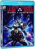 La Liga De La Justicia: Dioses Y Monstruos [Blu-ray]