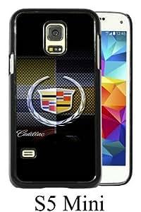 Beautiful Classic Cadillac logo(2) Black Case For Samsung Galaxy S5 Mini