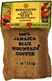 100% Jamaica Blue Mountain Coffee - Roasted & Ground (4 Oz.)