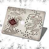 Maraders Map Harry Potter Mug Hogwarts Macbook Air 13 inch 2018 A1932 Case A1466 A1369 Mac Book 11-inch 2015 Pro 13 13.3 13inch 15 in Retina 2019 2016 2017 A2159 A1708 A1707 A1706 A1989 12 Hard Cover