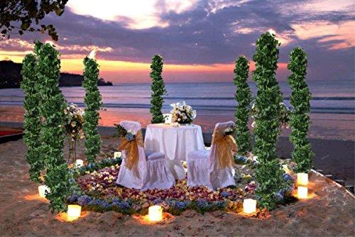 84-Ft-12-Pack-Artificial-Ivy-Leaf-Garland-Plants-Vine-Hanging-Wedding-Garland-Fake-Foliage-Flowers-Home-Kitchen-Garden-Office-Wedding-Wall-Decor