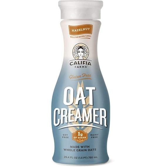 Califia Farms Hazelnut Oat Milk Creamer