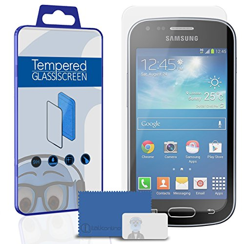 Tempered Glass Screen Protector for Samsung S-Duos - 4