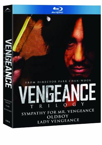 The Vengeance Trilogy Box Set (Sympathy for Mr. Vengeance / Oldboy / Lady Vengeance) [Blu-ray] -  Park Chan-Wook