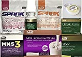 Advocare 24 Day Challenge, Vanilla Meal Replacement + Bonus..MNS3, Fruit & Mandrain Orange Spark