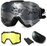 Extra Mile Ski Goggle