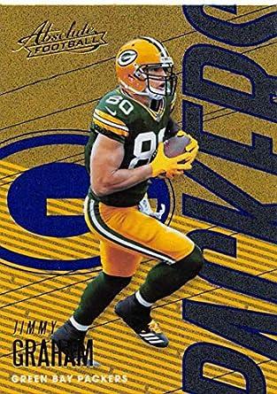 c83ae385c Amazon.com  2018 Absolute Spectrum Blue  38 Jimmy Graham Packers ...