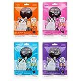 #4: CATPURE Mini Stick Churu - Grain Free Creamy Lickable Cat Treats 4 Flavors Variety Pack (Variety pack)