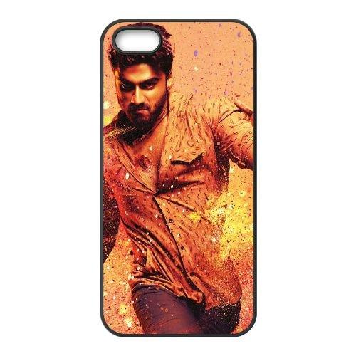 Arjun Kapoor In Tevar 2015 Wide coque iPhone 5 5S cellulaire cas coque de téléphone cas téléphone cellulaire noir couvercle EOKXLLNCD21715