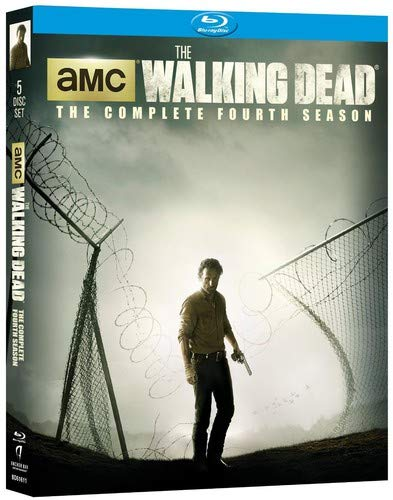 The Walking Dead: Season 4 [Blu-ray + Digital HD Ultraviolet Copy]