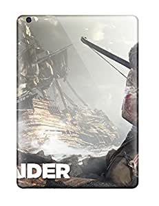 Discount 8043332K90182854 Premium 2012 Tomb Raider Game Heavy-duty Protection Case For Ipad Air