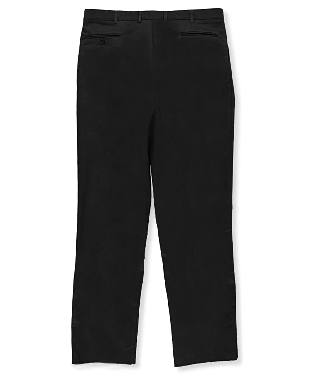 Rifle Boys Welt Pocket Pleated Pants - black, 44 waist 44 waist