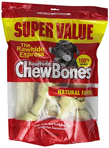 Rawhide Express Natural 3 Pound Knotted product image