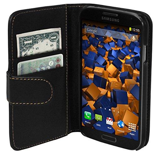 mumbi Tasche im Bookstyle für Samsung Galaxy S4 Hülle