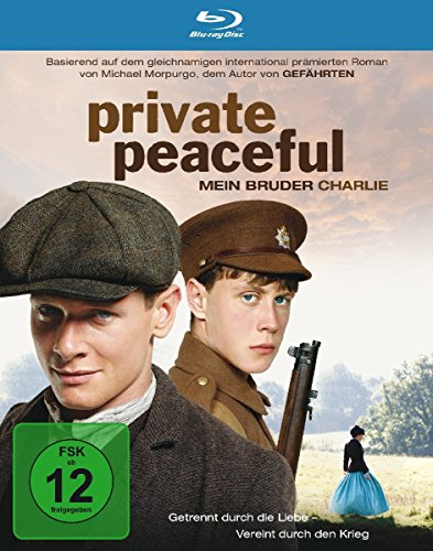 Private Peaceful (2012) [ Blu-Ray, Reg.A/B/C Import - Germany - Eline C
