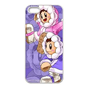 iPhone 5 5s Cell Phone Case White Super Smash Bros Ice Climbers 006 GY9140639