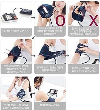Amazon.com: VitaGRAM Electronic Blood Pressure Moniter PG-800B11 Home Use: Health & Personal Care