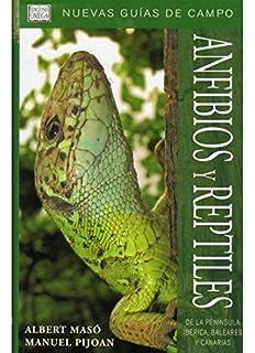ANFIBIOS Y REPTILES DE LA PENÍNSULA IBÉRICA Y BALEARES Guías verdes: Amazon.es: Aragón Rebollo, Toni: Libros