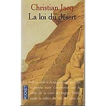 Christian jacq-coff.juge egyp.