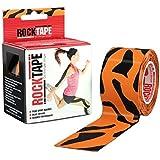 RockTape Tiger 5cm width - 5m length Kinesiology Tape