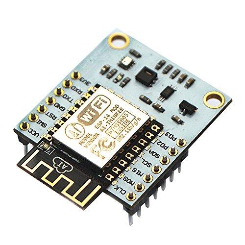 HDC1080 Temperature Humidity Sensor BMP280 Pressure Control Sensor