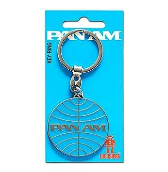 Llavero Pan Am - Llavero Aviación - Pan American - Key-Ring ...