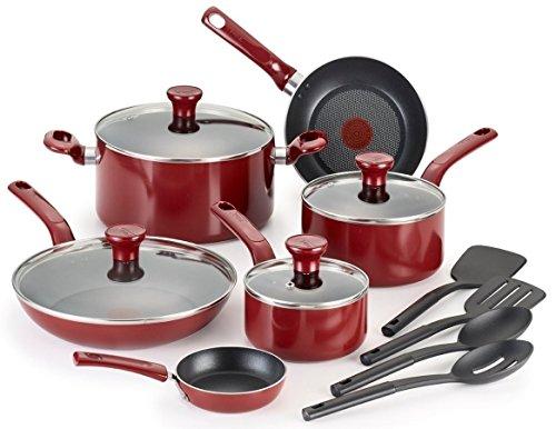 tfal 14 piece cookware - 8