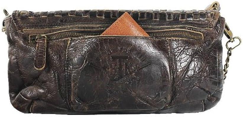 Unbekannt Billy The Kid Clutch Tasche Abendtasche Candy Leder M404